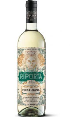 Riporta Pinot Grigio Terre Siciliane IGP