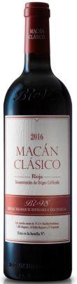Macan Clasico Rioja DOC 2016