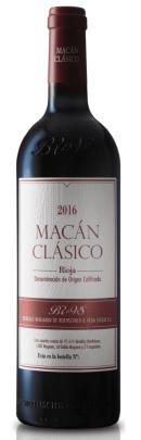 Macan Clasico Rioja DOC 2015