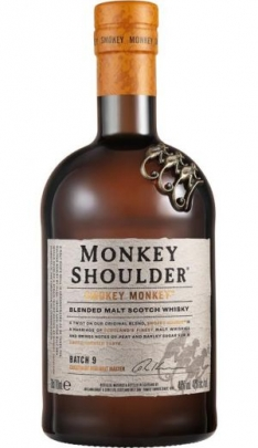 Monkey Shoulder Smokey Blend Malt