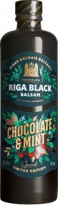 Riga Black Balsam Chocolate&Mint