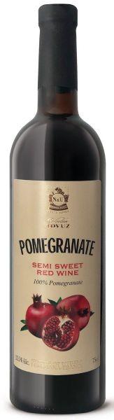 Tovuz Pomegranate Red Semi Sweet