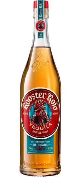 Rooster Rojo 100% Agave Tequila Reposado