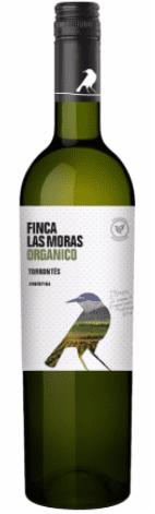 Las Moras Organico Torrontes