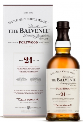 The Balvenie Port Wood 21 YO