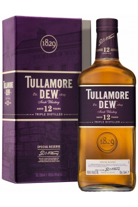 Tullamore D.E.W. 12 Years