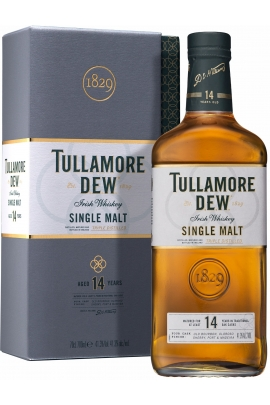 Tullamore D.E.W. 14 Years Single Malt
