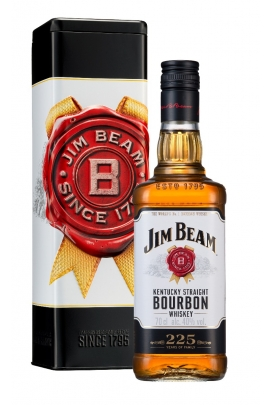 Jim Beam White (dėž.)