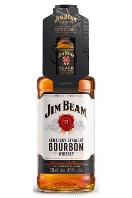 Jim Beam White + Jim Beam Black