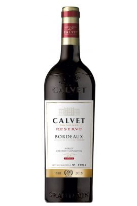 Calvet Reserve Rouge Bordeaux A.O.P.