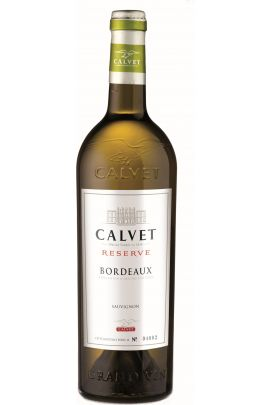 Calvet Reserve Blanc Bordeaux A.O.P.