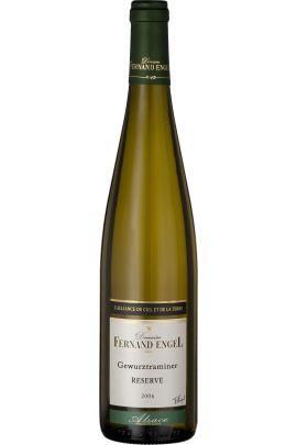 Fernand Engel Gewurztraminer Reserve Alsace A.C. (Bio)