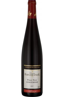 Fernand Engel Pinot Noir Rouge Alsace A.C. (Bio)