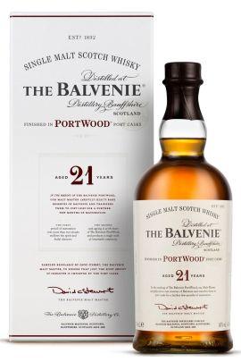 The Balvenie Port Wood 21 YO