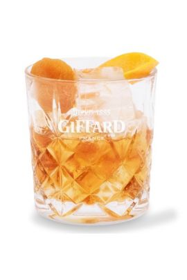 Apricot Old Fashioned