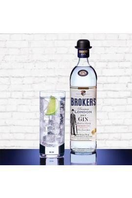 Broker's Gin & Tonic