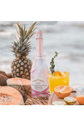 Cosmopolitan Diva non-alco Peach Bellini