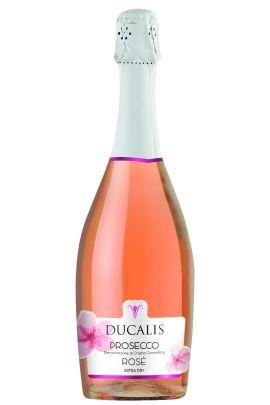 Ducalis Prosecco Rose Millesimato Extra Dry DOC