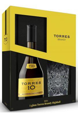Torres 10 (dėž. + stiklinė)