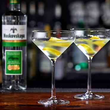 """5 būdai paruošti kokteilį """"Martini"""""""