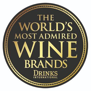 Labiausiai vertinami vyno prekės ženklai