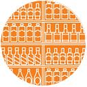 Parduotų gėrimų butelių: 42 mln.